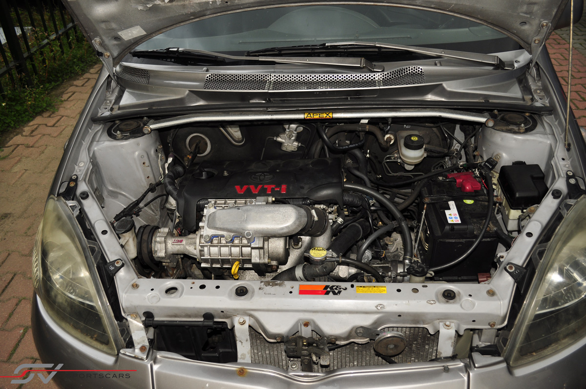 toyota yaris ts supercharger kit